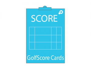 Golf_Score_Cards