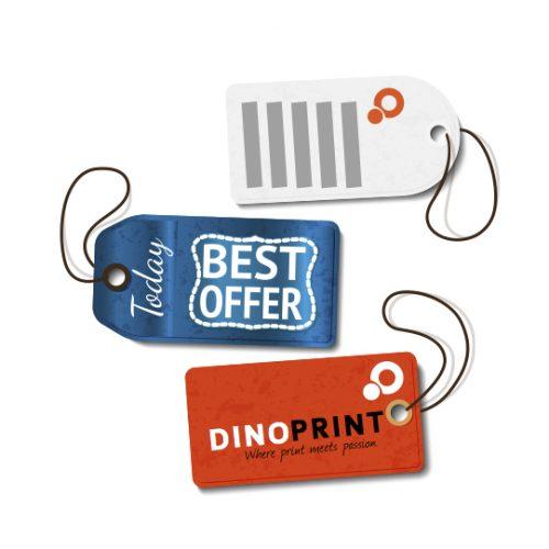 Hang Tags Printing